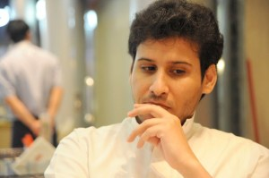 Waleed Abu Alkhair, renowned human rights lawyer and activist, a defender of others accused under repressive laws